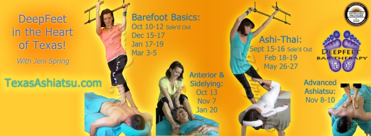 Texas-Ashiatsu-Training-Schedule