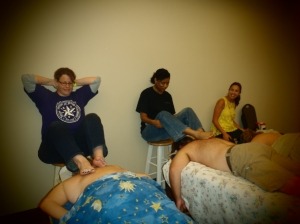 Austin-Ashiatsu-Training