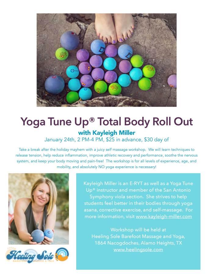 Yoga Tune-Up